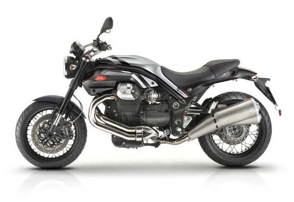 Running in your new Moto Guzzi