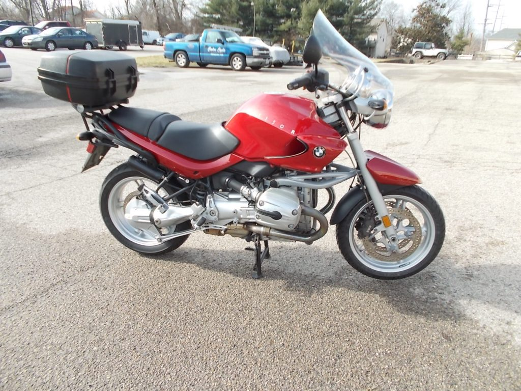 2005 bmw r1150r non abs w 35k miles 3800 cadre cycle. Black Bedroom Furniture Sets. Home Design Ideas